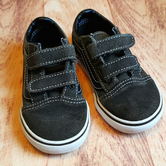 Size 7 Toddler Vans